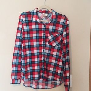 Soft, comfortable flannel